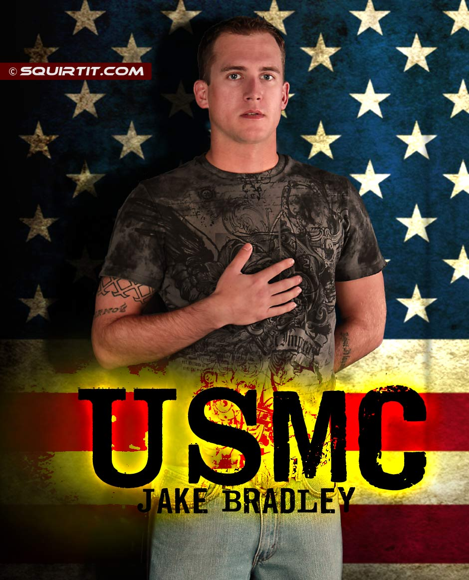 Naked Men USMC